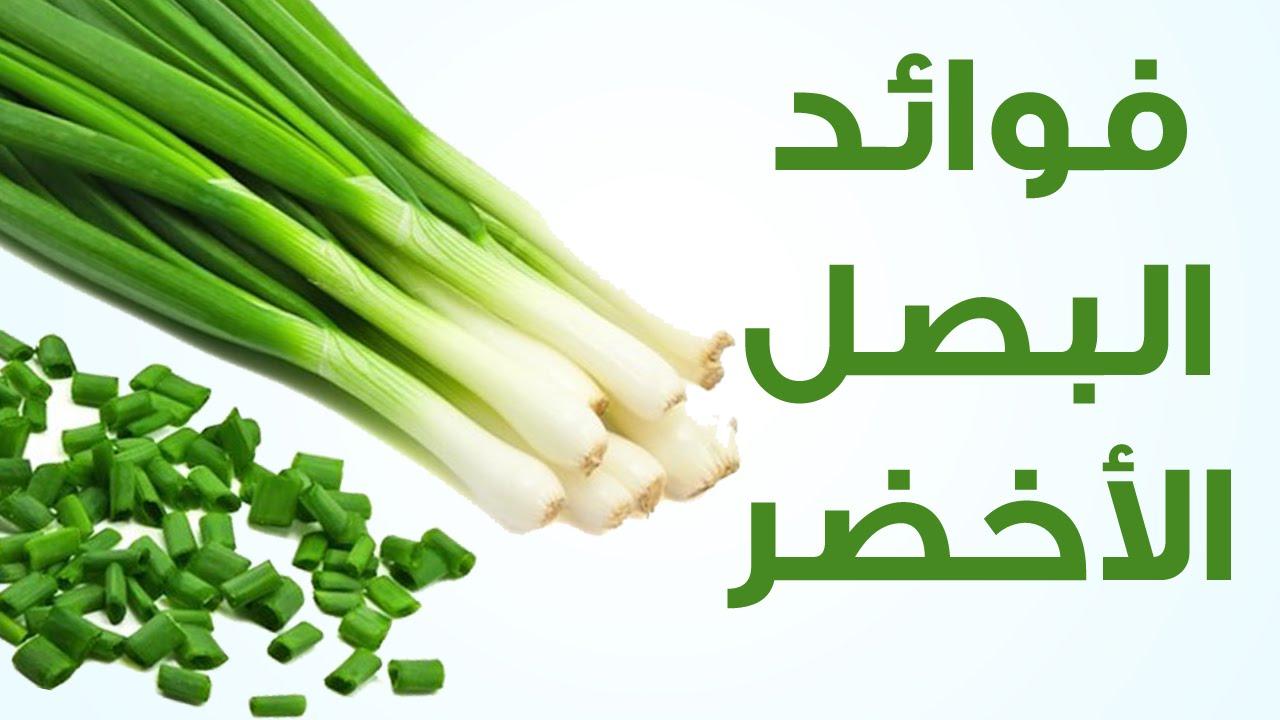 صوره ما هي فوائد البصل الاخضر