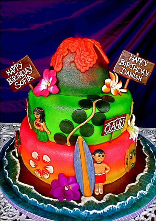 تورتات مميزه تورتات عيد ميلاد أطفال جديده  أشكال جديده و غريبه مِن تورته  عيد ألميلاد 2018 birthday cakes