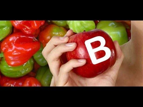 صوره رجيم فصيلة الدم b