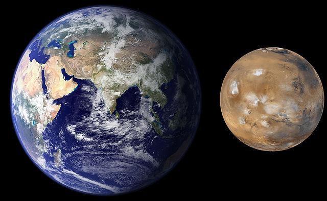 صوره لماذا سمي كوكب الارض بهذا الاسم