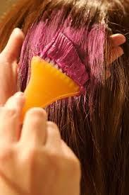 صوره كيفية تلوين الشعر في البيت باستعمال مواد طبيعية