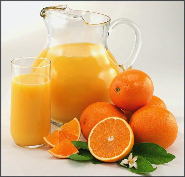 صور اهمية شرب عصير البرتقال للحامل