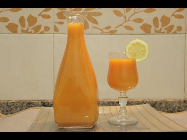 صور طريقة عمل عصير هاواي