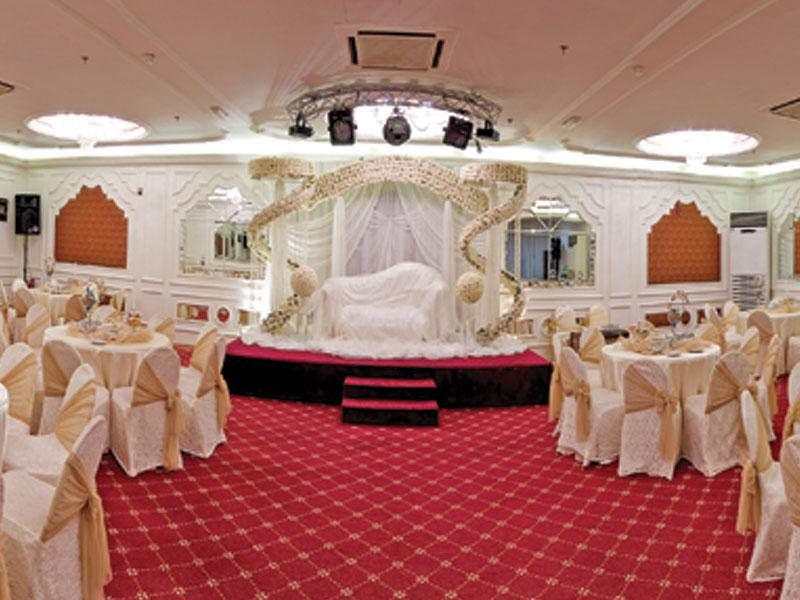 صوره قاعات فندق الدار البيضاء جدة