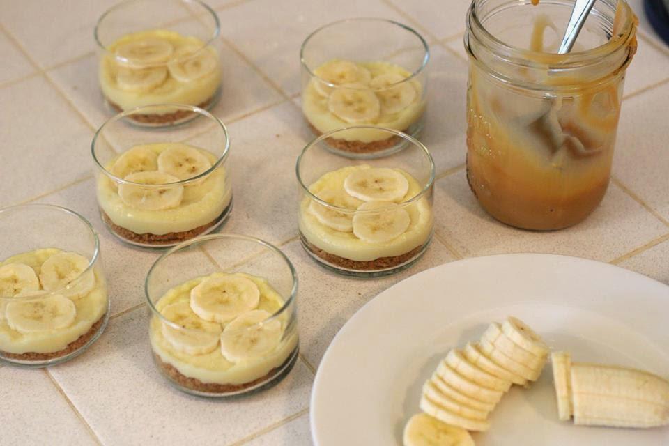 صوره حلى الموز بالصور