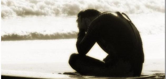 عبارات عَن الحزن