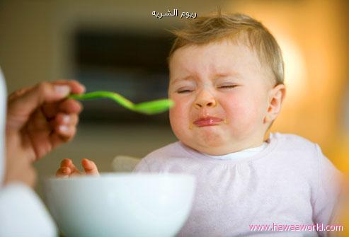 صوره اكلات اطفال من عمر سنة