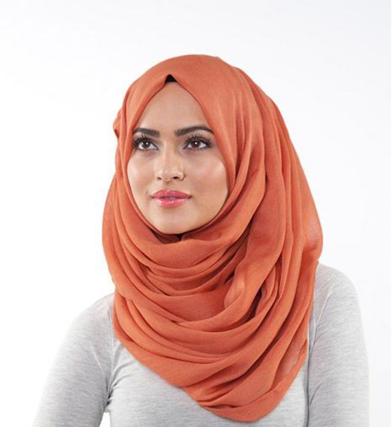 بالصور لفات حجاب عصرية جديده 20160628 326