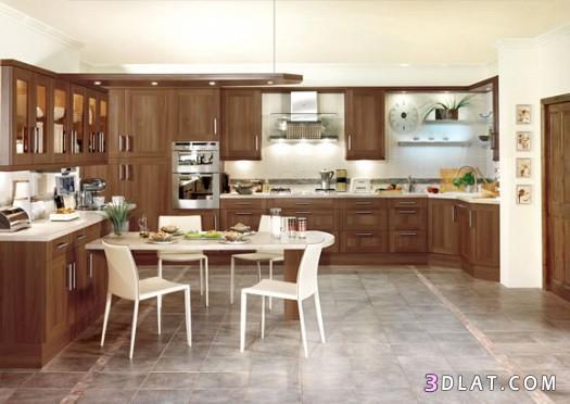 صوره احلى تصاميم المطابخ العصرية