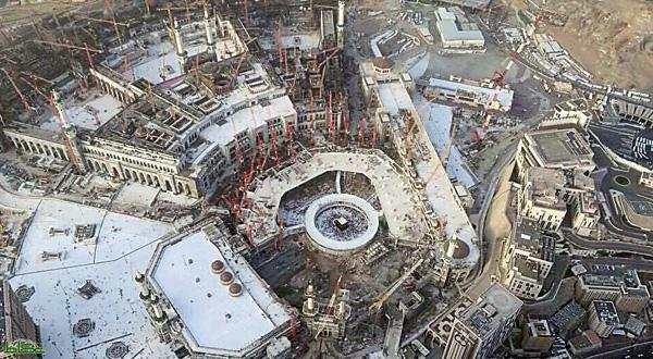 توسعة الحرم المكي 2021 مشروع الملك عبد الله وتوسعاته في المسجد الحرام اجمل بنات