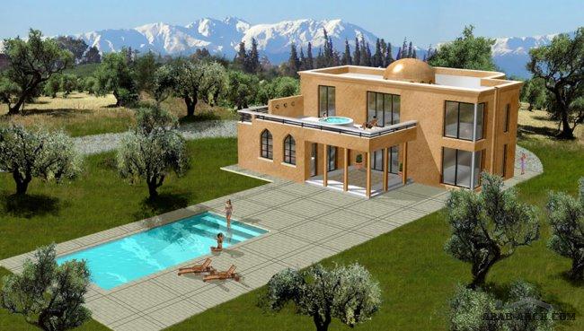 بالصور تصاميم منازل مغربية التصميم الداخلي Interior Design 20160628 611