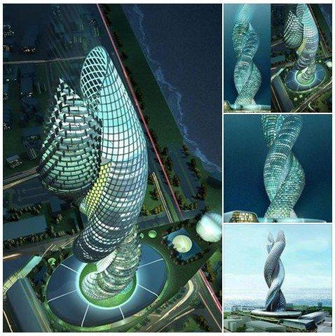صوره برج الكوبرا فى الكويت
