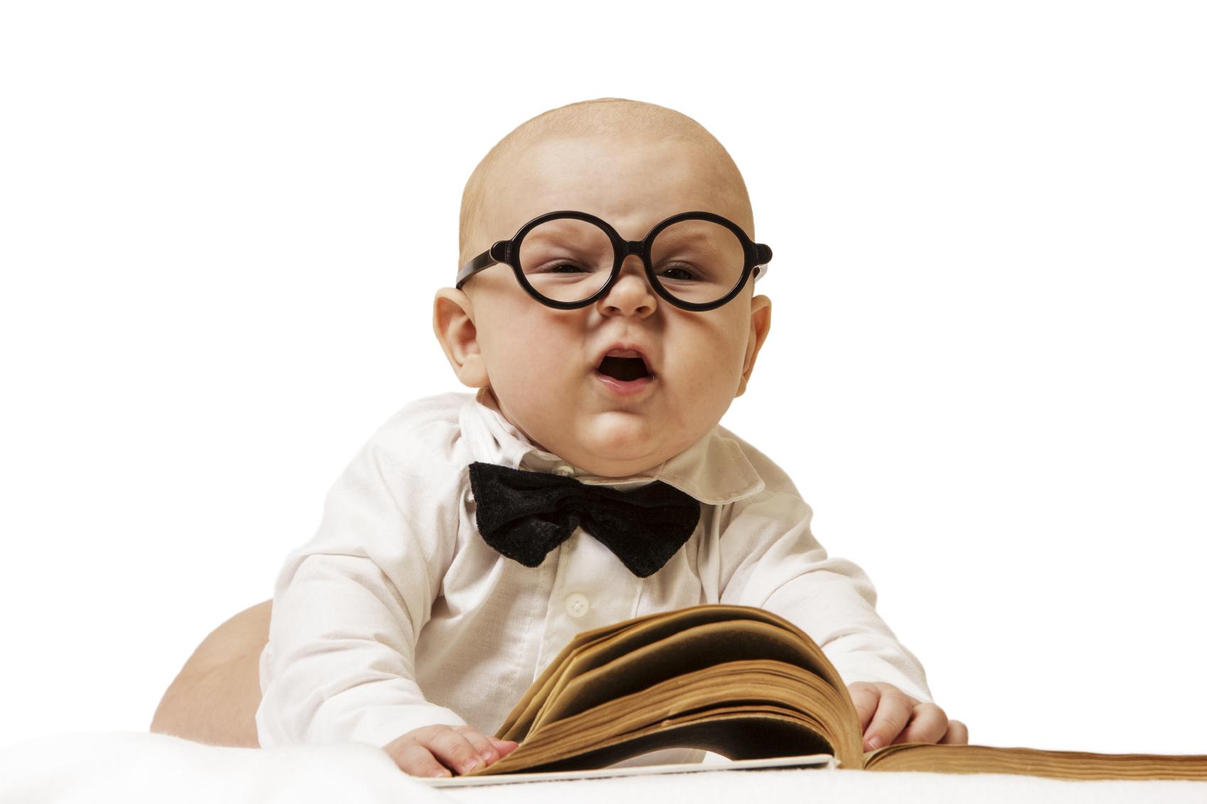 صوره كيف اعرف ان الطفل ذكي