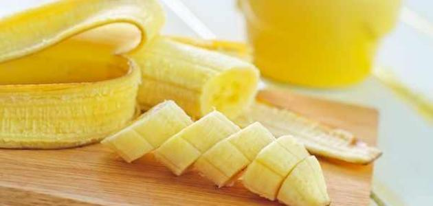 صوره الموز للشعر الخشن