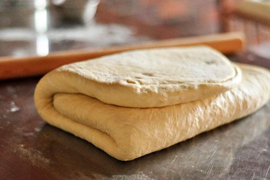 صوره طريقة الباتية بالجبنة بالصور