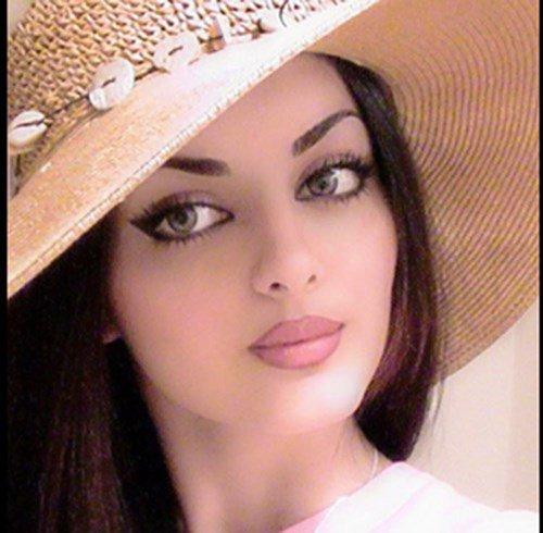 صوره اجمل نساء الارض الايرانية ماهلاغا