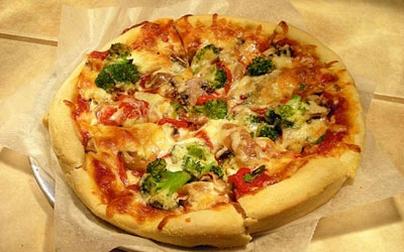 صوره طريقة تحضير بيتزا الخضار
