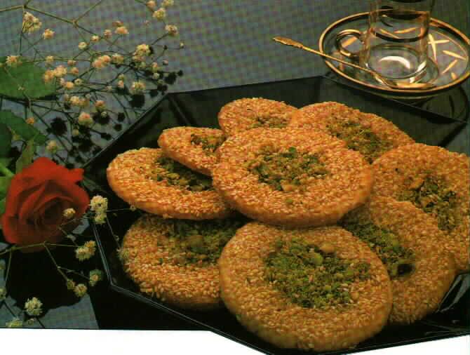 صوره حلويات سورية مميزة ولذيذة