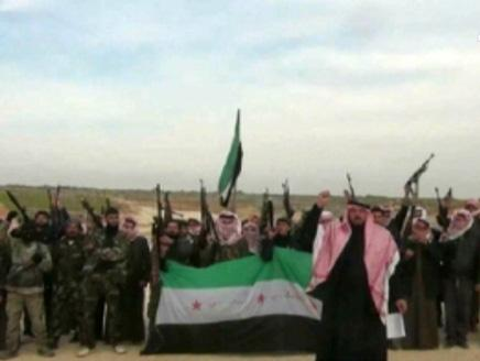 صوره قبائل سوريا المشهوره