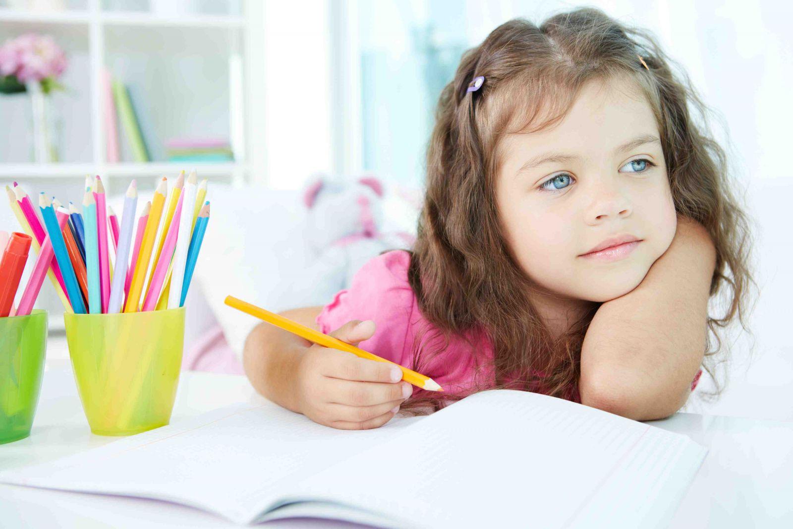 صوره تعليم الكتابة للاطفال