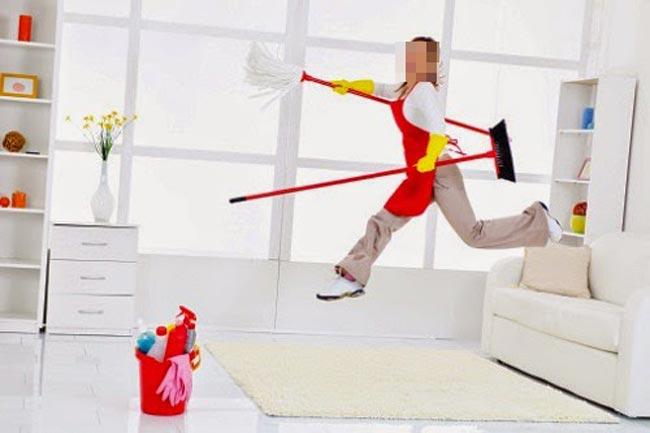 صوره طرق وخطوات نظافة البيت