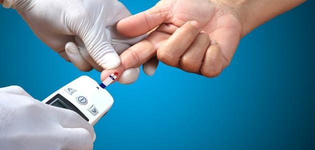 صوره بحث عن مرض السكر والضغط