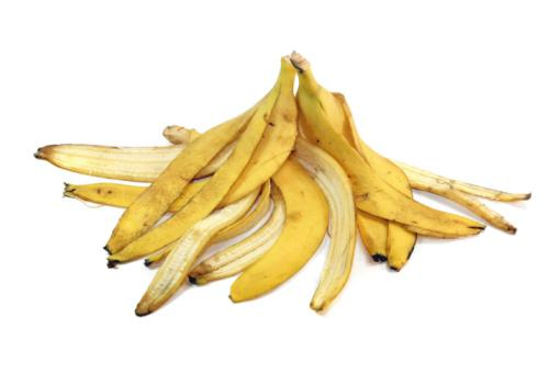 صوره فوائد قشر الموز للشعر الجاف