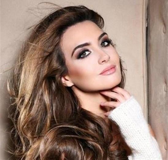 صوره ملكه جمال لبنان رينا شيباني