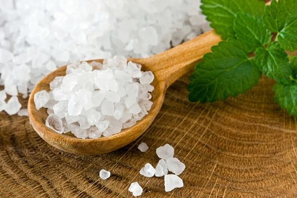 صوره اهم فوائد الملح للبشرة