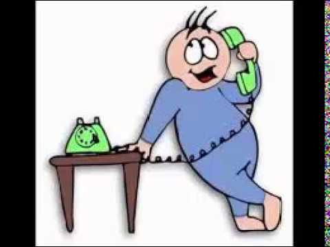 صوره مكالمة هاتفية مضحكة
