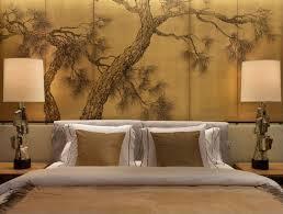 صوره احدث الوان حوائط غرف النوم