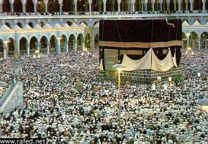 بالصور صور بيت الله الحرام 20160630 1736