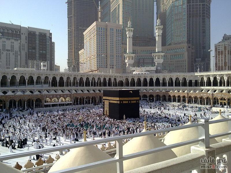 بالصور صور بيت الله الحرام 20160630 1742