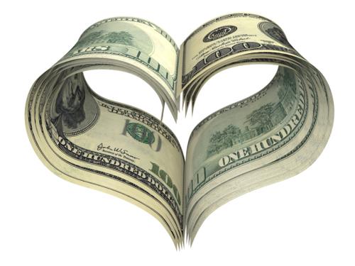 صوره لو خيروك بين الحب والمال فايهما تختار