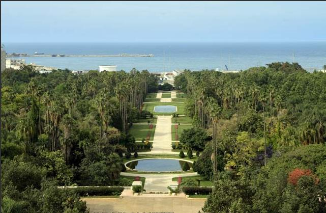 صوره صور حديقة الحامة بالجزائر
