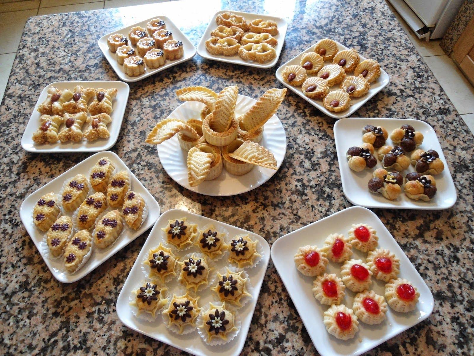 صوره كيفيه تحضير حلويات