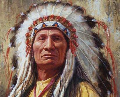 صوره تعرف على اصول الهنود الحمر