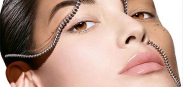 كيف اتخلص من البقع البنية فالوجه