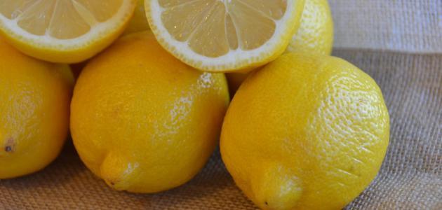 عصير الليمون والرجيم صوره