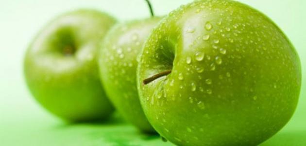 فوائد التفاح الاخضر للحامل