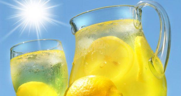 صوره عصير الليمون للتخسيس