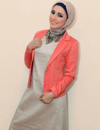 صور ملابس محجبات من  مجلة حجاب فاشون العدد الاخير