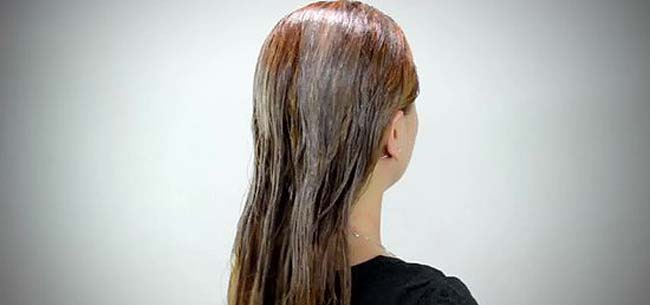 بالصور خلطة المايونيز للشعر Mayonnaise Hair