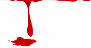 صوره تفسير رؤية نزول دم الحيض و الدورة الشهرية