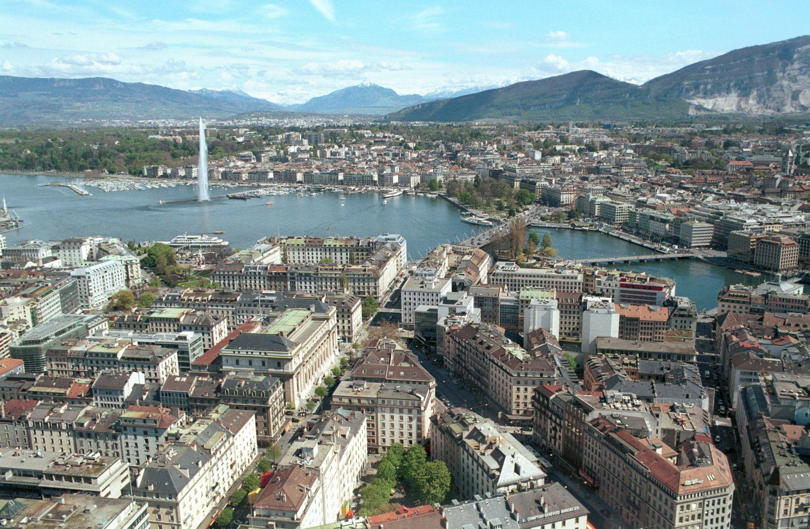 صوره ثاني اكبر مدن سويسرا واكبر