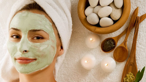 بالصور وصفات للبشره فيس بوك header image Natural Masks for Clear and Whiter Skin Moroccon Recipes Skincare Fustany Main Image 3