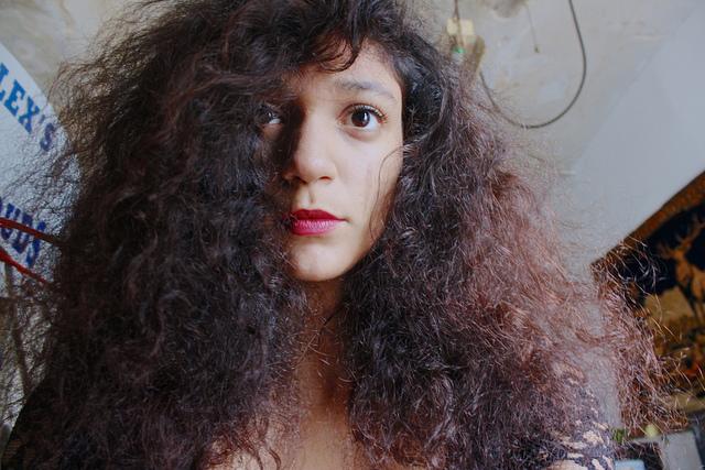 بالصور علاج لنعومة الشعر الخشن how to blow dry curly coarse hair 2