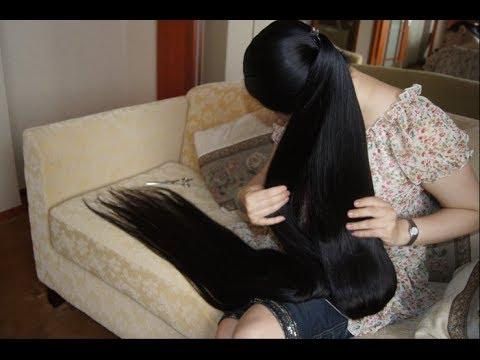 صور افضل زيت لتكثيف الشعر مجرب