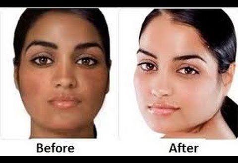 صور خلطة لتبيض الوجه من اول استعمال