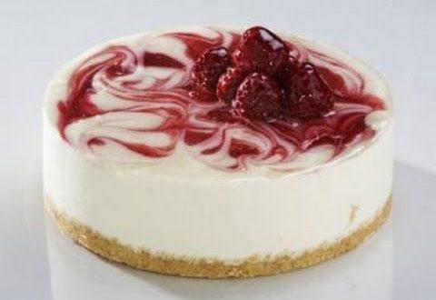 صورة طرق عمل الكيك البارد , حلوى بالبسكويت سهلة وسريعة